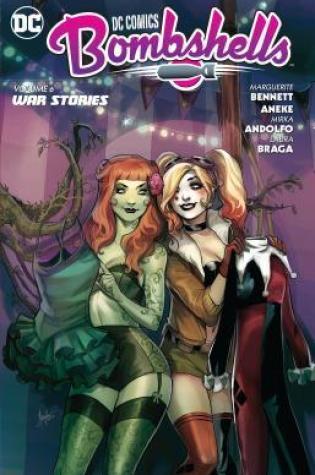 DC Comics: Bombshells Vol. 6: War Stories Book Pdf ePub