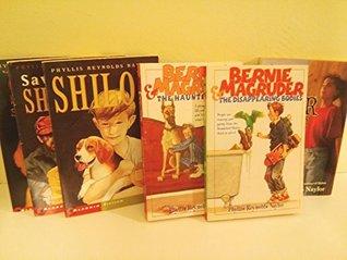 Book Sets for Kids (Grade 4 - 7)