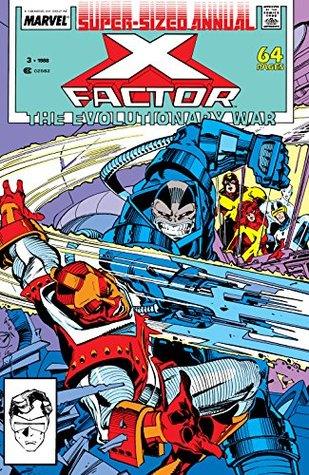 X-Factor (1986-1998) Annual #3