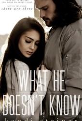 What He Doesn't Know (What He Doesn't Know Duet, #1) Pdf Book