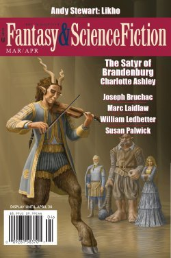 The Magazine of Fantasy & Science Fiction, March/April 2018