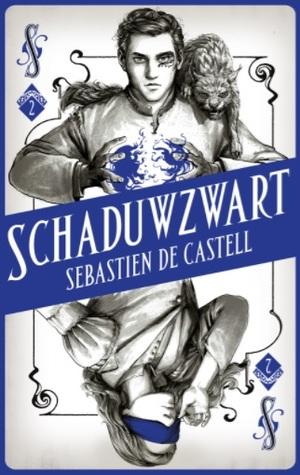 Recensie: Shaduwzwart van Sebastien de castell + playlist