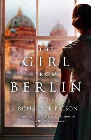 The Girl from Berlin (Liam Taggart & Catherine Lockhart, #5)