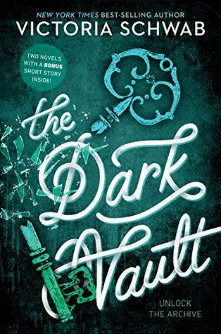 The Dark Vault (The Archived, #1-2.5)
