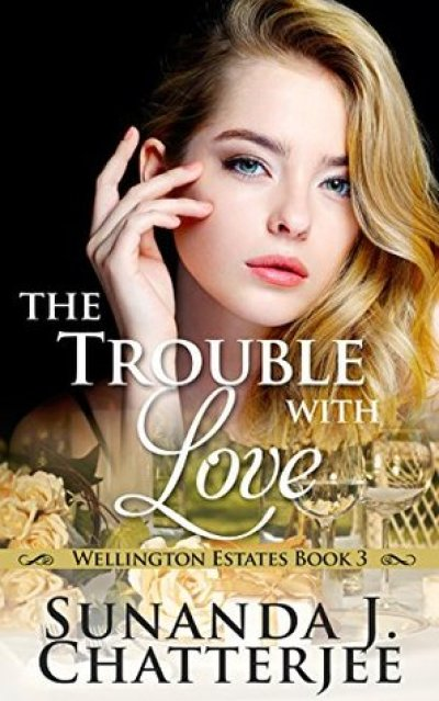Book Cover of The Trouble with Love