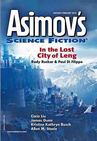 Asimov's Science Fiction, January/February 2018