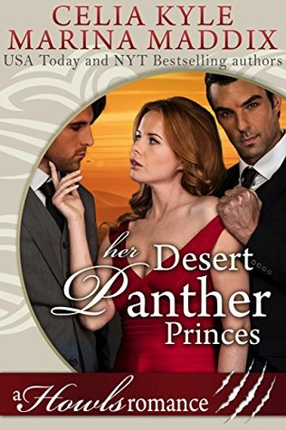 Her Desert Panther Princes By Celia Kyle