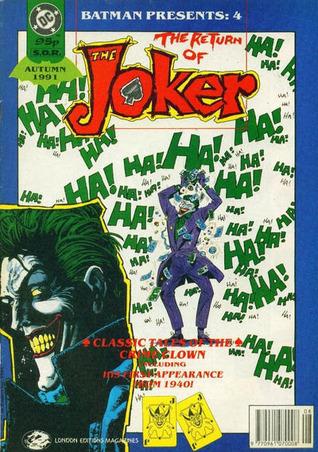 Batman Presents #4: The Return of The Joker