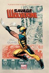 Savage Wolverine, Volume 1: Kill Island