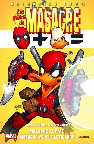 Las Minis de Masacre #10 Masacre el Pato / Masacre Vs. El Castigador