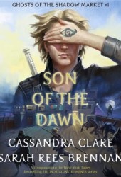 Son of the Dawn (Ghosts of the Shadow Market, #1) Book