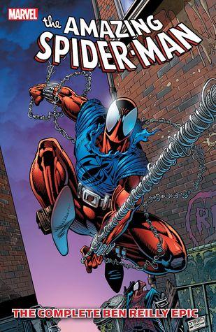 Spider-Man: The Complete Ben Reilly Epic, Book 1