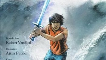 De Bliksemdief: De Graphic Novel – Rick Riordan
