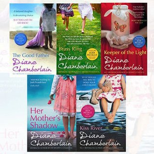 The Good Father /  Brass Ring / Her Mother's Shadow / Keeper of the Light / Kiss River(5 Book Collections