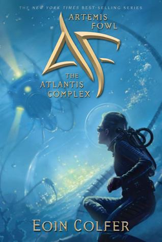 The Atlantis Complex (Artemis Fowl, #7)