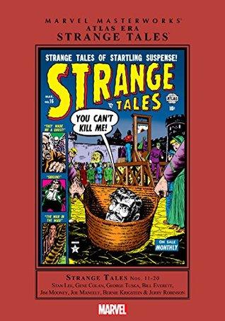 Atlas Era Strange Tales Masterworks Vol. 2 (Strange Tales (1951-1968))
