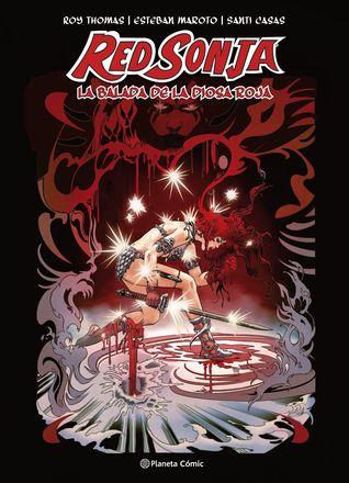 Red Sonja: La balada de la Diosa Roja
