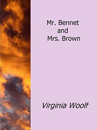 Mr. Bennet and Mrs. Brown