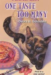 One Taste Too Many (Sarah Blair Mystery, #1) Pdf Book