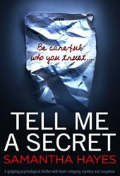 Tell Me A Secret Book