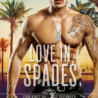 ~Release Day Review~Love in Spades (Four Kings Security #1) by Charlie Cochet~