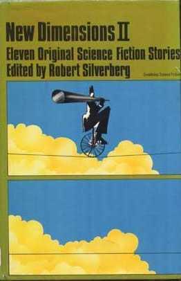 New Dimensions 2: Eleven Original Science Fiction Stories