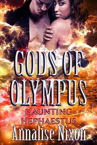 Haunting Hephaestus (Gods of Olympus Book 9)