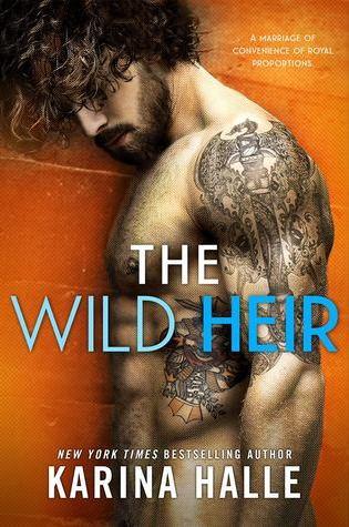 RELEASE BLITZ:  THE WILD HEIR by Karina Halle
