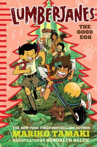 Lumberjanes: The Good Egg (Lumberjanes #3) Book Pdf ePub