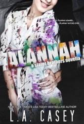 Alannah (Slater Brothers, #5.5) Book