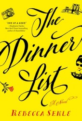 The Dinner List Pdf Book