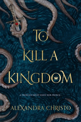 Image result for to kill a kingdom book cover
