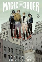 The Magic Order #1 (of 6) Book