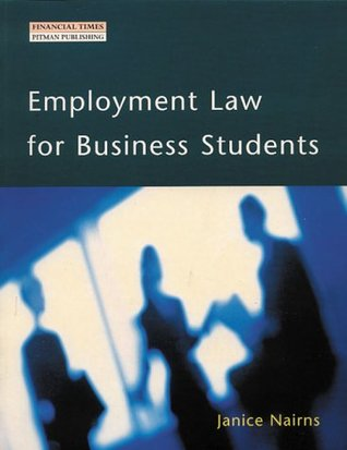 Employment Law: for Business Students