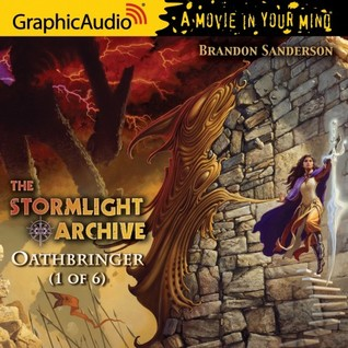 Oathbringer (Stormlight Archive #3, Part 1 of 6)
