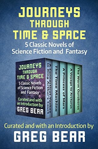 Journeys Through Time & Space: 5 Classic Novels of Science Fiction and Fantasy