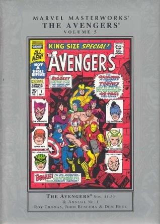 Marvel Masterworks: The Avengers, Vol. 5