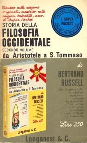 Storia della filosofia occidentale vol. II. Da Aristotele a S. Tommaso
