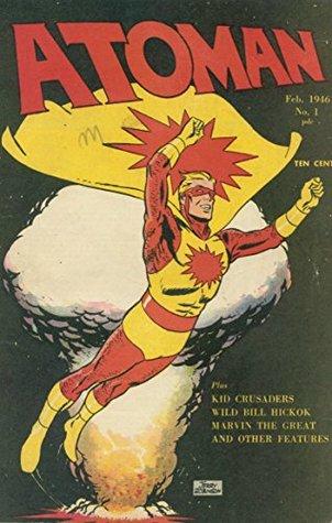 Atoman Comics #1