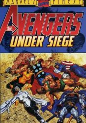 Avengers: Under Siege Book by Roger Stern