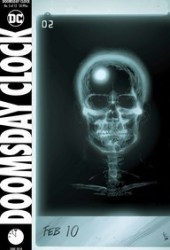 Doomsday Clock #5: There Is No God Pdf Book