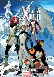 All-New X-Men, Volume 4: All-Different Pdf Book