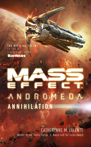 Mass Effect: Annihilation (Mass Effect: Andromeda, #3)