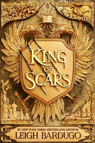 King of Scars (Nikolai Duology, #1)