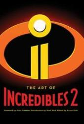 The Art of Incredibles 2 Pdf Book