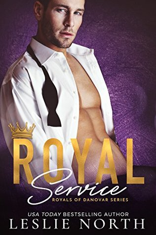 BOOK BLITZ: ROYAL SERVICE by Leslie North