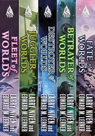 The Complete Fleet of Worlds: A Ringworld Series: Fleet of Worlds, Juggler of Worlds, Destroyer of Worlds, Betrayer of Worlds, Fate of Worlds (Known Space)