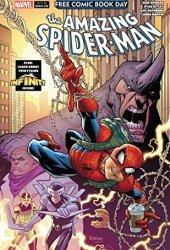 FCBD 2018: Amazing Spider-Man/Guardians of the Galaxy #1 Book Pdf