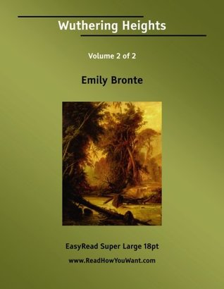 Wuthering Heights, Vol. 2