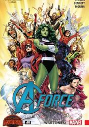 A-Force: Warzones! Pdf Book
